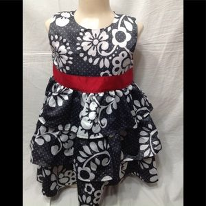 Girl's size 3T CARTERS party dress